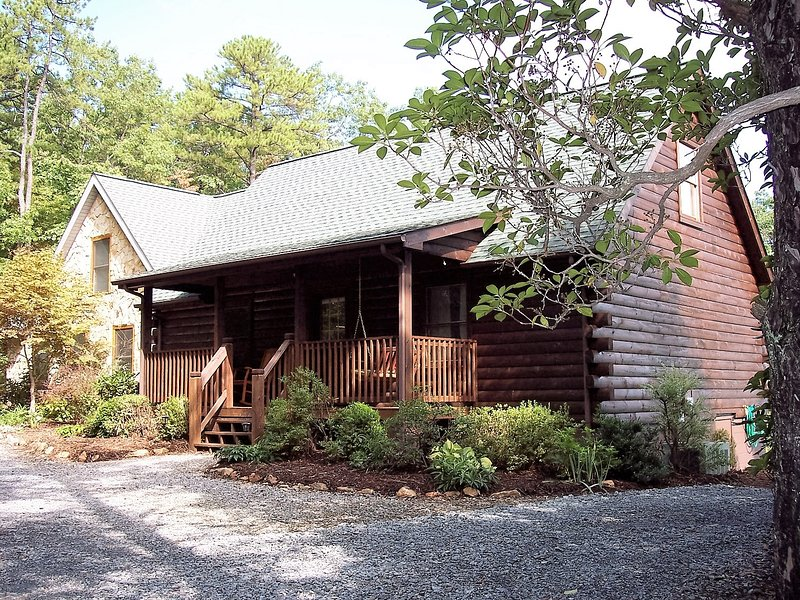 Stone Mountain State Park Rustic Cabin - Image 1 - Hays - rentals