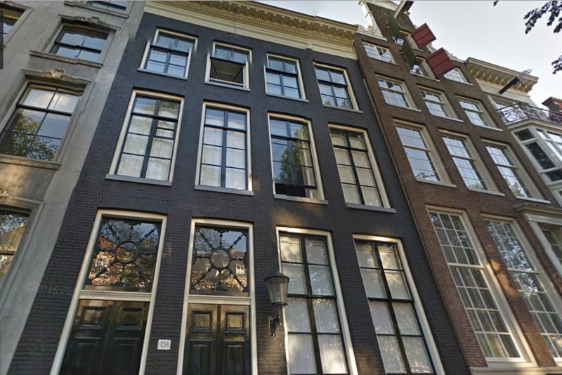 SUPER location 1 bedroom canal apartment. - Image 1 - Amsterdam - rentals