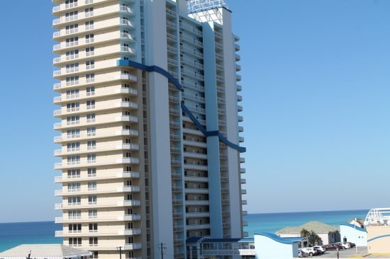 Beautiful Gulf Front One Bedroom at Seychelles! - Image 1 - Panama City - rentals
