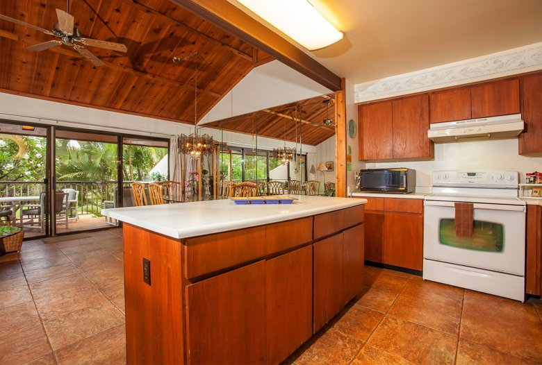 Spacious Kitchen and Living Area! - Koa Resort 3I: 2-bedroom, 2-bath, Heated Pool - Kihei - rentals