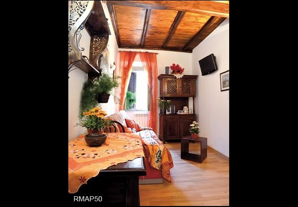 Living room - Lovely apt close to Piazza Navona RMAP50 - Rome - rentals