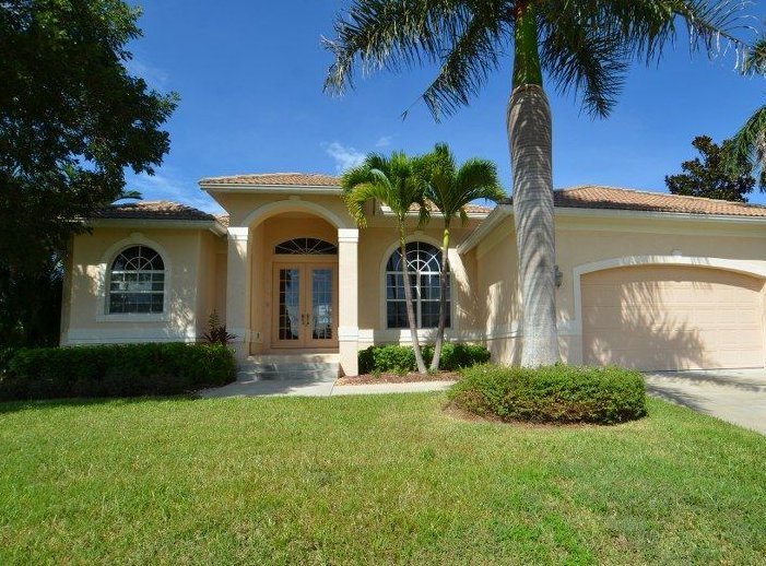 Abbeville Ct Home, close walk to the beach - 10 Minute Walk To Free Beach Access - Marco Island - rentals