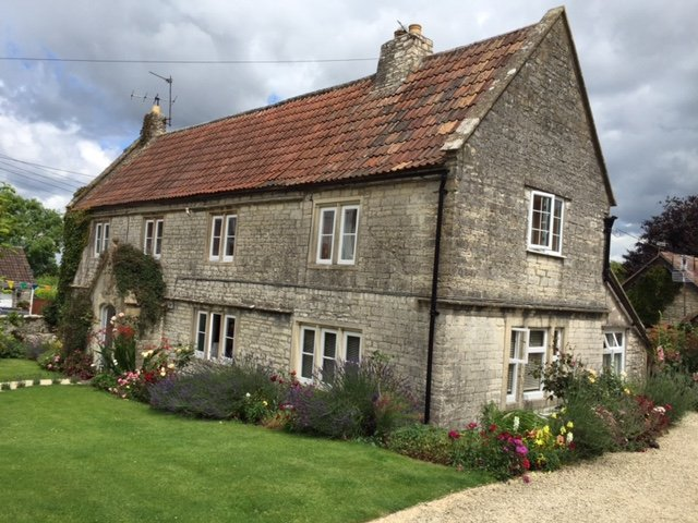 The Farmhouse Wing is an entirely self-contained part of 17th Century Lower Church Farmhouse - The Farmhouse Wing, Lower Church Farmhouse, Bath - Bath - rentals