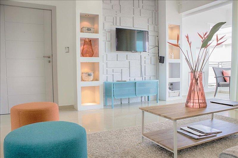 Chic 3 bedroom Designer Apartment - Image 1 - Santo Domingo - rentals