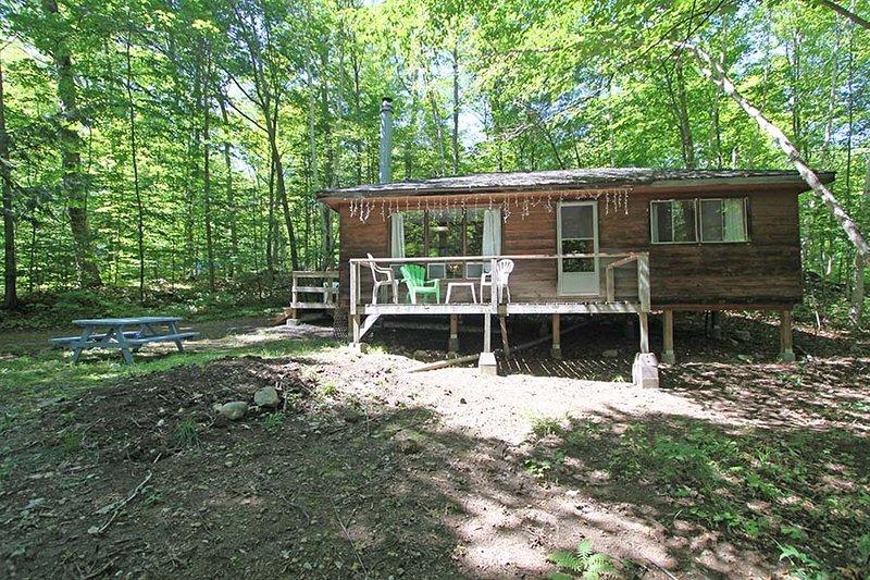 Oastler Lake cottage (#1004) - Image 1 - Parry Sound - rentals