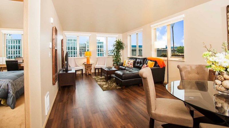 Vibrant Seattle 1 Bedroom Apartment - Outdoor Grilling Area - Image 1 - Malden - rentals