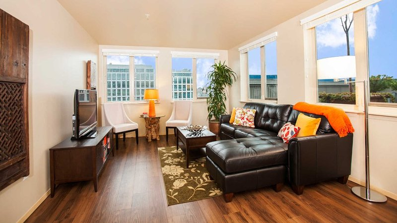 Lovely Studio Apartment in Seattle - 24 Hour Fitness Center - Image 1 - Malden - rentals