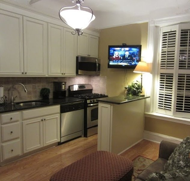 Furnished 1-Bedroom Apartment at N Bennet St & Wiggin St Boston - Image 1 - Boston - rentals