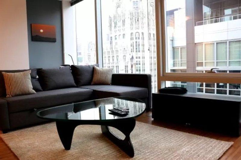 Furnished 1-Bedroom Apartment at N Cityfront Plaza Dr Chicago - Image 1 - Chicago - rentals