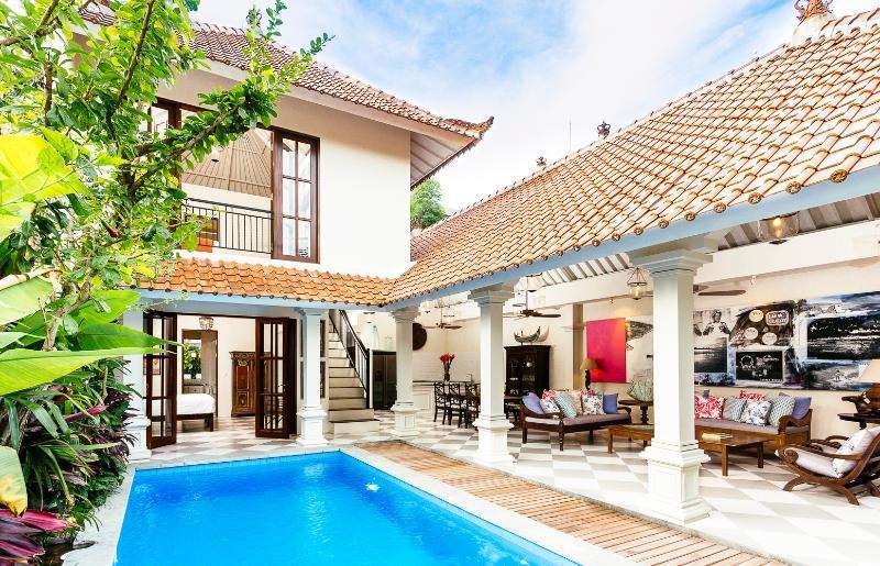 2 BR Tropical Paradise Villa, Seminyak> - Image 1 - Seminyak - rentals