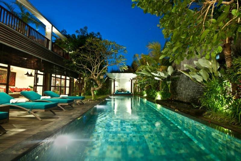 5 Bedroom Villa 10Mins to Kuta Beach, Legian> - Image 1 - Seminyak - rentals