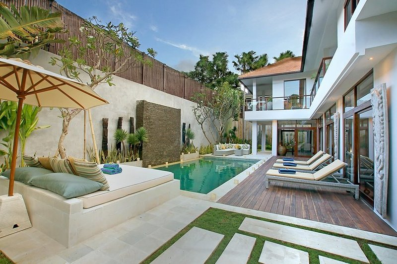 Swimming Pool - Coco Villa 4BR Newly Renovated - Seminyak - Seminyak - rentals