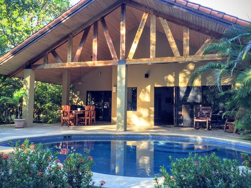 Welcome to Villa Marbella - Villa Marbella, Nature's Getaway - Playa Grande - rentals