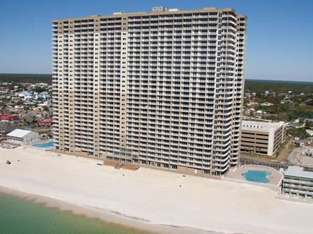 Luxury 2 Bedroom Condo - Panama City Beach, FL - Image 1 - Panama City Beach - rentals