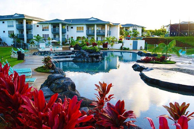 Kaua'i Luxury 2 Bedroom Presidential Condo - Image 1 - Princeville - rentals