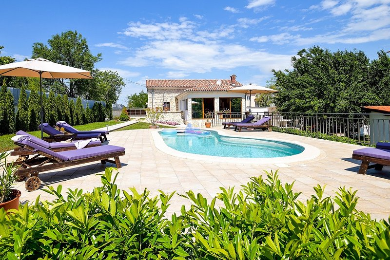 Villa Celeste - experience the beauty of Istra - Image 1 - Nedescina - rentals