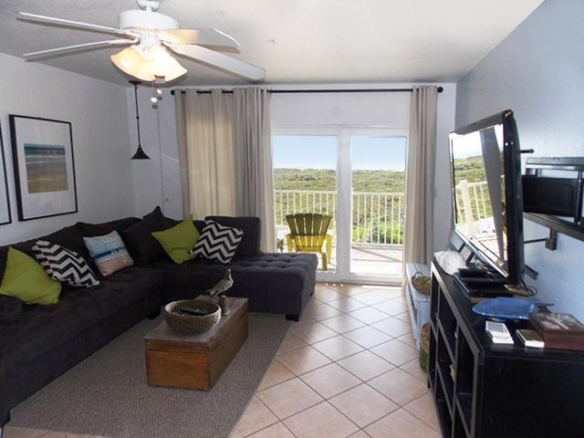 Grand Caribbean 2009, beachfront 3 bedroom condo - Image 1 - Port Aransas - rentals