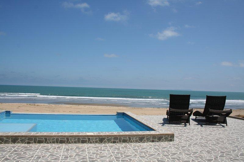 Luxury Beachfront condo - Villa Nautica - Image 1 - Mirador San Jose - rentals