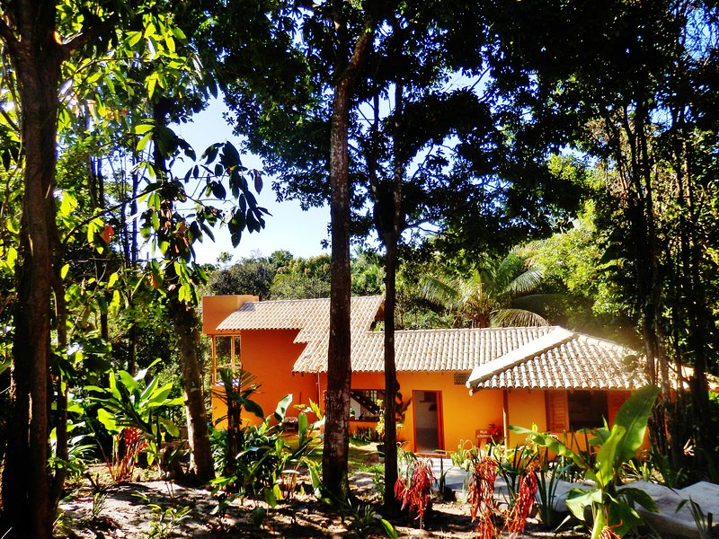 Vacation home in Trancoso Bahia Brasil - Casa Miranda. - Image 1 - Trancoso - rentals
