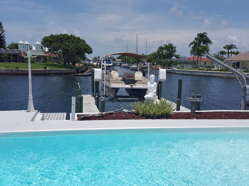 Beautiful waterfront home newly renovated. Private - Image 1 - New Port Richey - rentals