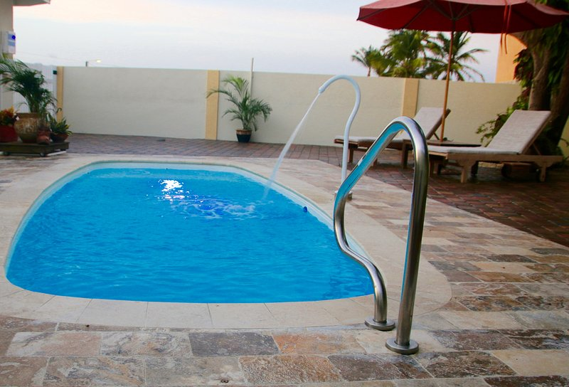 Private Pool - Vacation Home (Downtown ) Seroe Blanco 49H 2BD - Oranjestad - rentals