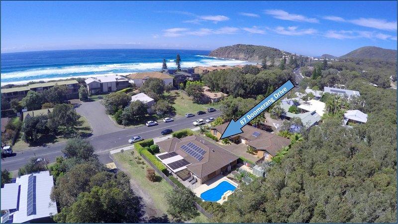 DESTINY - 87 Boomerang Drive, Boomerang Beach - Image 1 - Blueys Beach - rentals