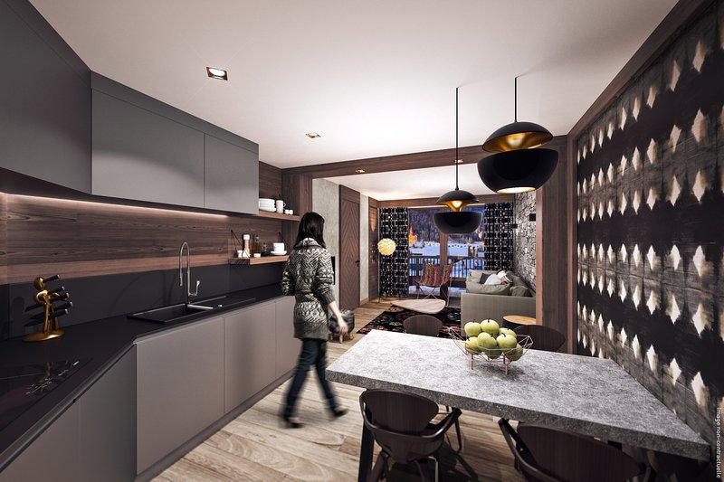 Apartment Cairns - Image 1 - Val-d'Isère - rentals