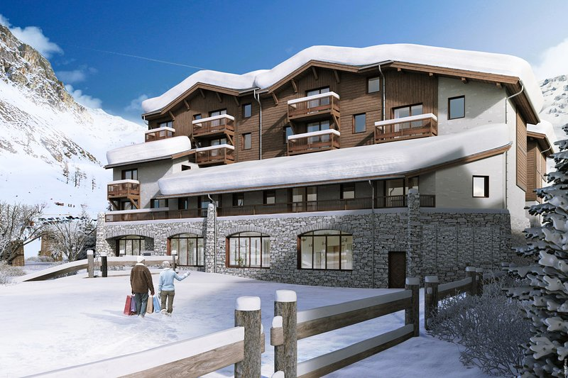 Apartment Bendigo - Image 1 - Val-d'Isère - rentals