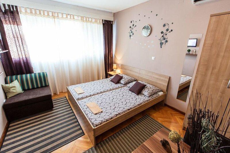 Split City Apartment - Image 1 - Split - rentals