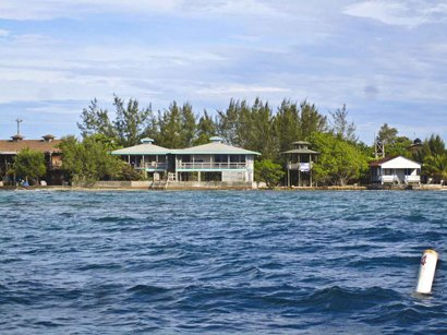Slumberland beachfront villas - 1st class diving. - Image 1 - Utila - rentals