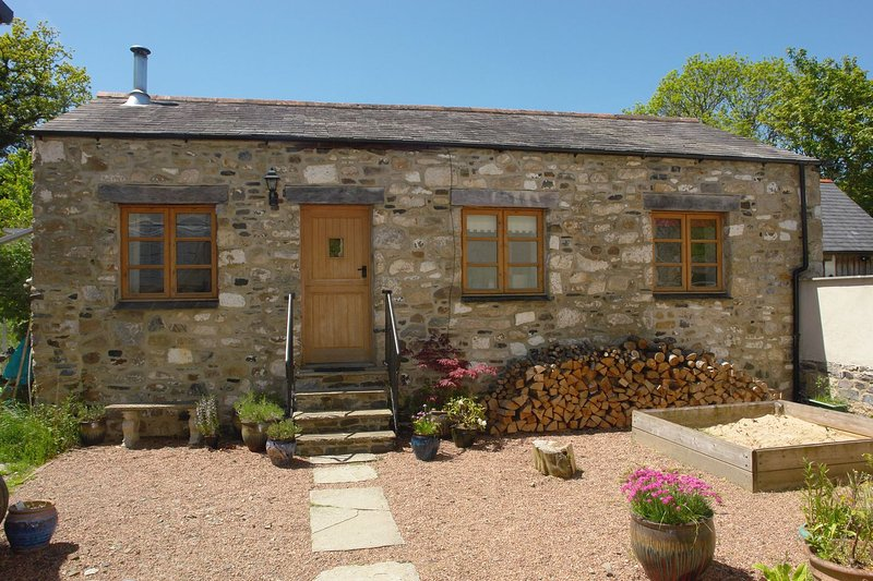 Mill House Barn - Image 1 - Okehampton - rentals