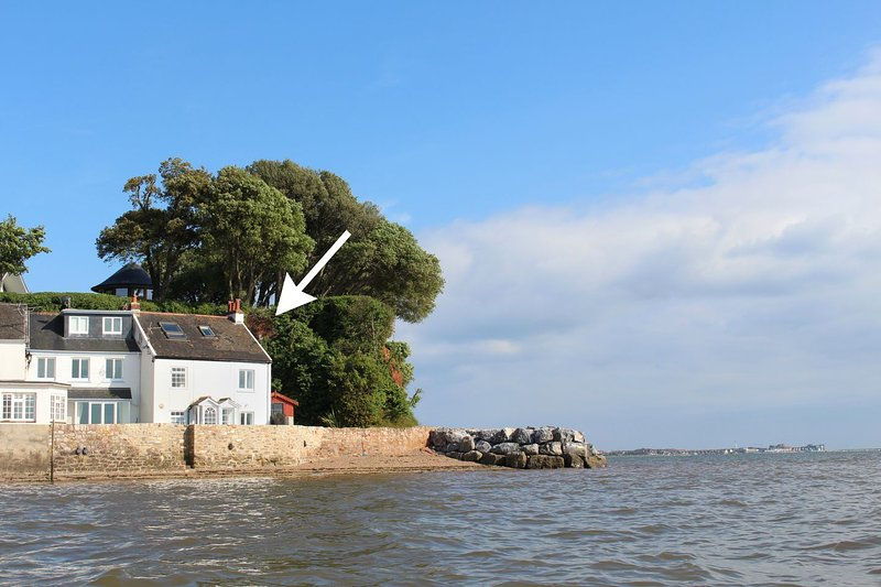 1 The Quay - Image 1 - Lympstone - rentals
