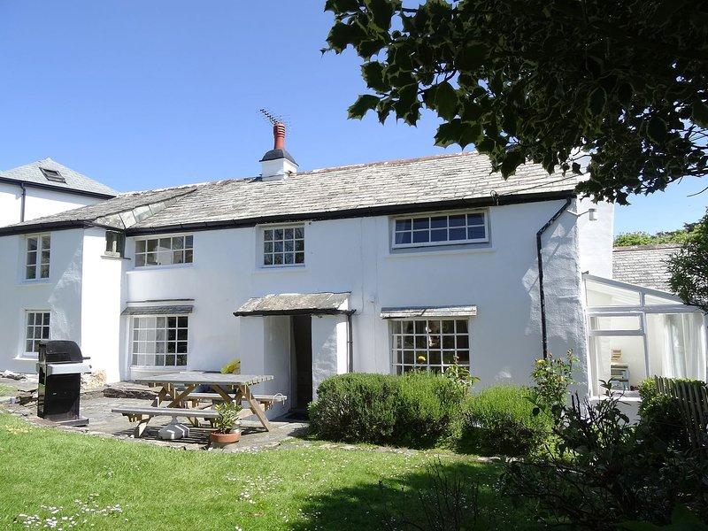 Ayr Cottage - Image 1 - Tintagel - rentals