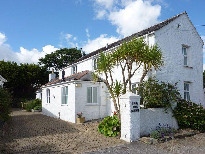 Little Barn Cottage - Image 1 - Portloe - rentals