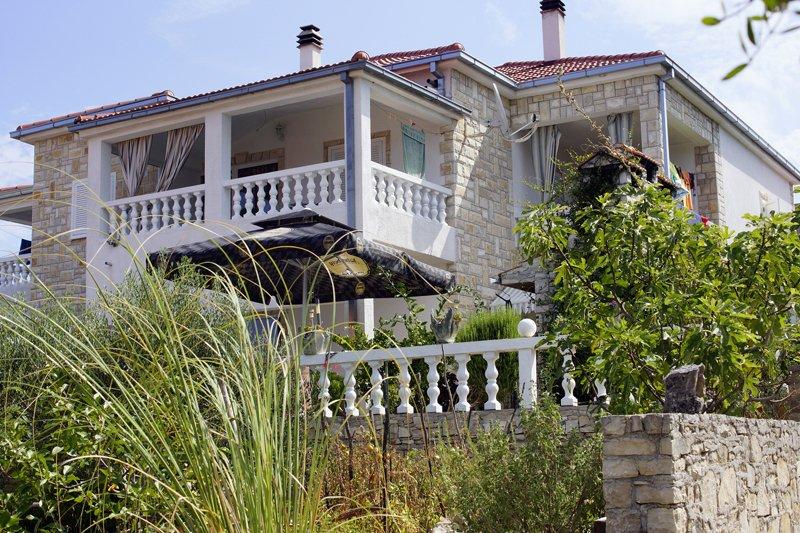 house - 00101NECU A4(4+4) - Necujam - Necujam - rentals