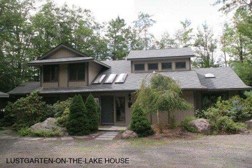 House - LuxuryLakefront-Beach-Pool-HotTub-Sauna-Steam-more - Long Pond - rentals