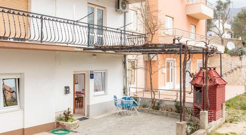 courtyard (house and surroundings) - 7974  A3(4) - Podstrana - Podstrana - rentals
