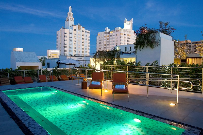Rooftop Pool Access - 3 room Sanctuary Suite next to Beach & Collins Ave - Miami Beach - rentals
