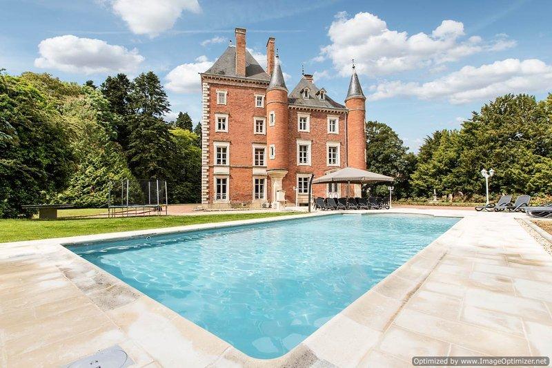 Chateau Christophe - Image 1 - Romenay - rentals