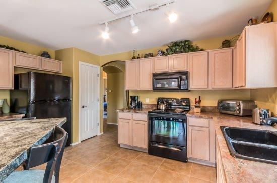 kitchen - Pantano Edge - Tucson - rentals