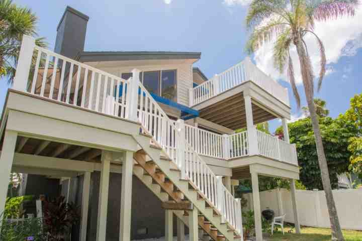 Jewel of the Isle - Beach House in Pass-A-Grille - Jewel of the Isle - Saint Pete Beach - rentals