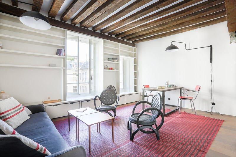 One Fine Stay - Rue Séguier II - Image 1 - Paris - rentals
