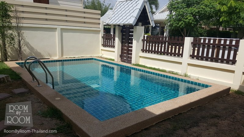Villas for rent in Hua Hin: V6247 - Image 1 - Hua Hin - rentals