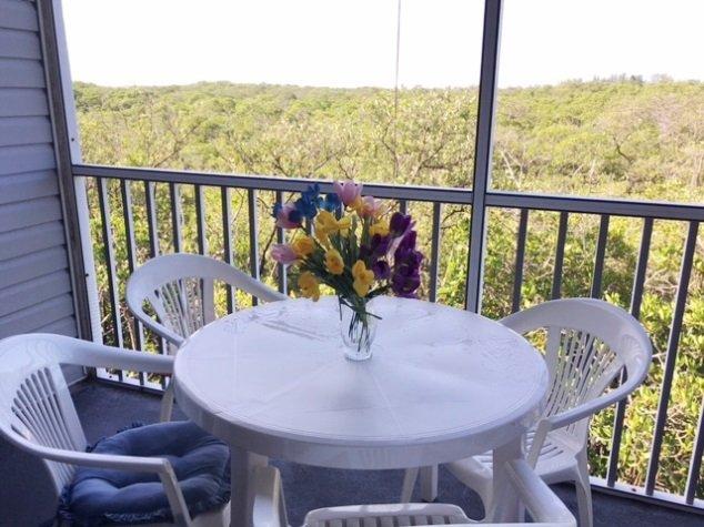 Balcony - Sandy Point 106 - Holmes Beach - rentals