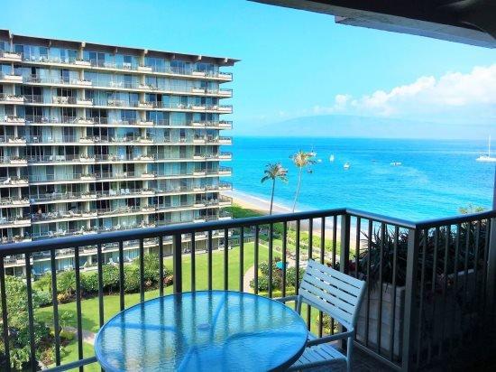 Whaler 813 - Studio Ocean View Condominium - Image 1 - Lahaina - rentals
