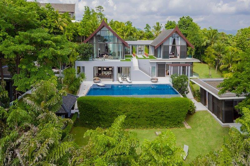 Villa Tian at Cape Yamu - Image 1 - Pa Khlok - rentals