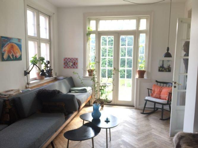 Funkiavej Apartment - Beautiful Copenhagen villa with enclosed garden - Copenhagen - rentals
