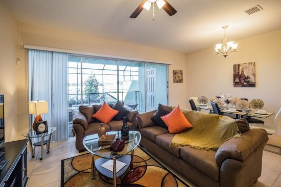 Brand New 4 Bedroom Townhome in the Amazing Festival Resort. 413CD - Image 1 - Kissimmee - rentals