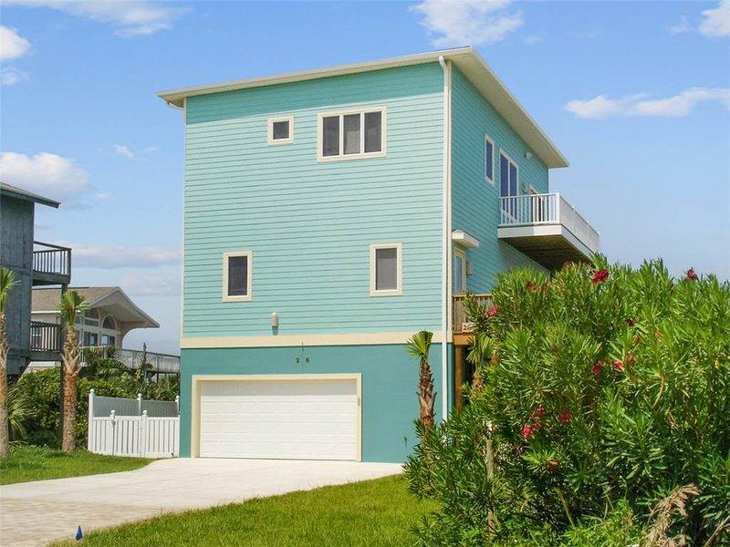 Serenity Now, 4 Bedrooms, Ocean View, Pet Friendly, WiFi, Sleeps 10 - Image 1 - Saint Augustine - rentals