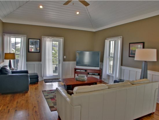 Lovely 3 Bedroom 3.5 Bath Panama City Beach Cottage. 8VL - Image 1 - Panama City - rentals